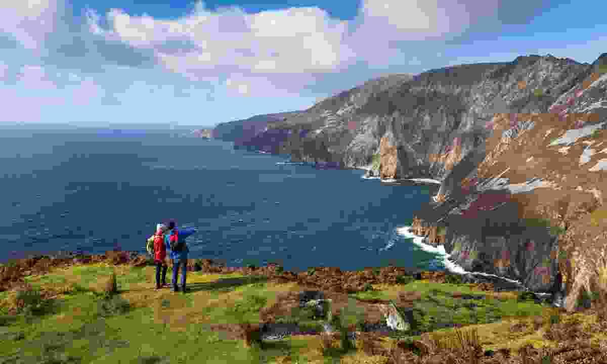 Slieve League (Tourism Ireland/ Failte Ireland)