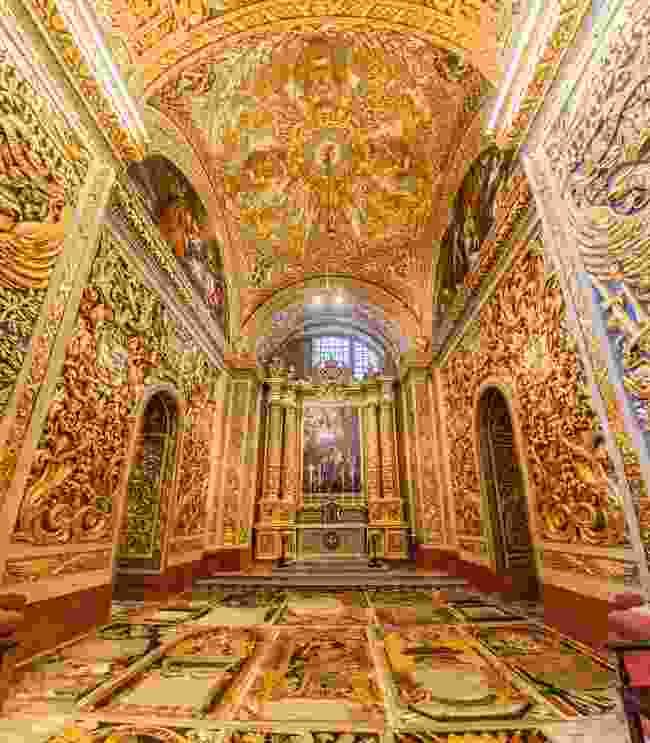St John's Co-Cathedral (Visit Malta)