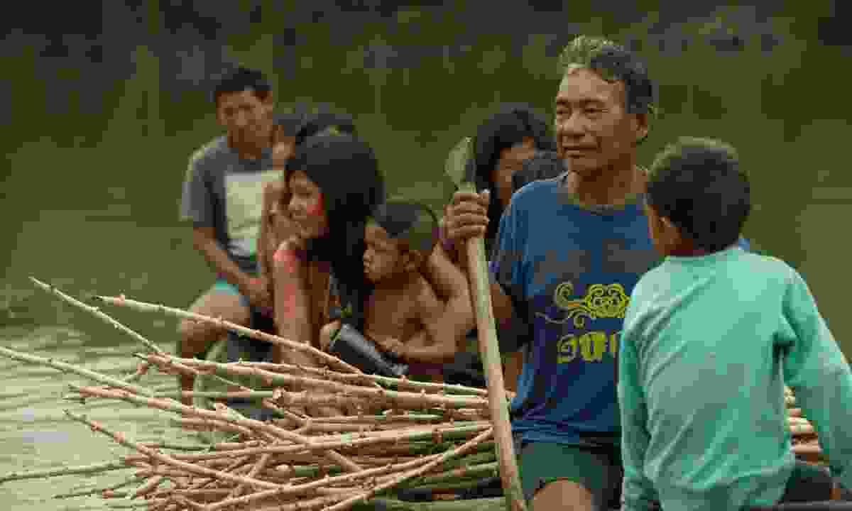 Piraha tribe in the Amazon (Willow Murton)