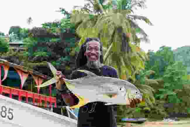Go fishing (Tobago Tourism Agency Ltd)