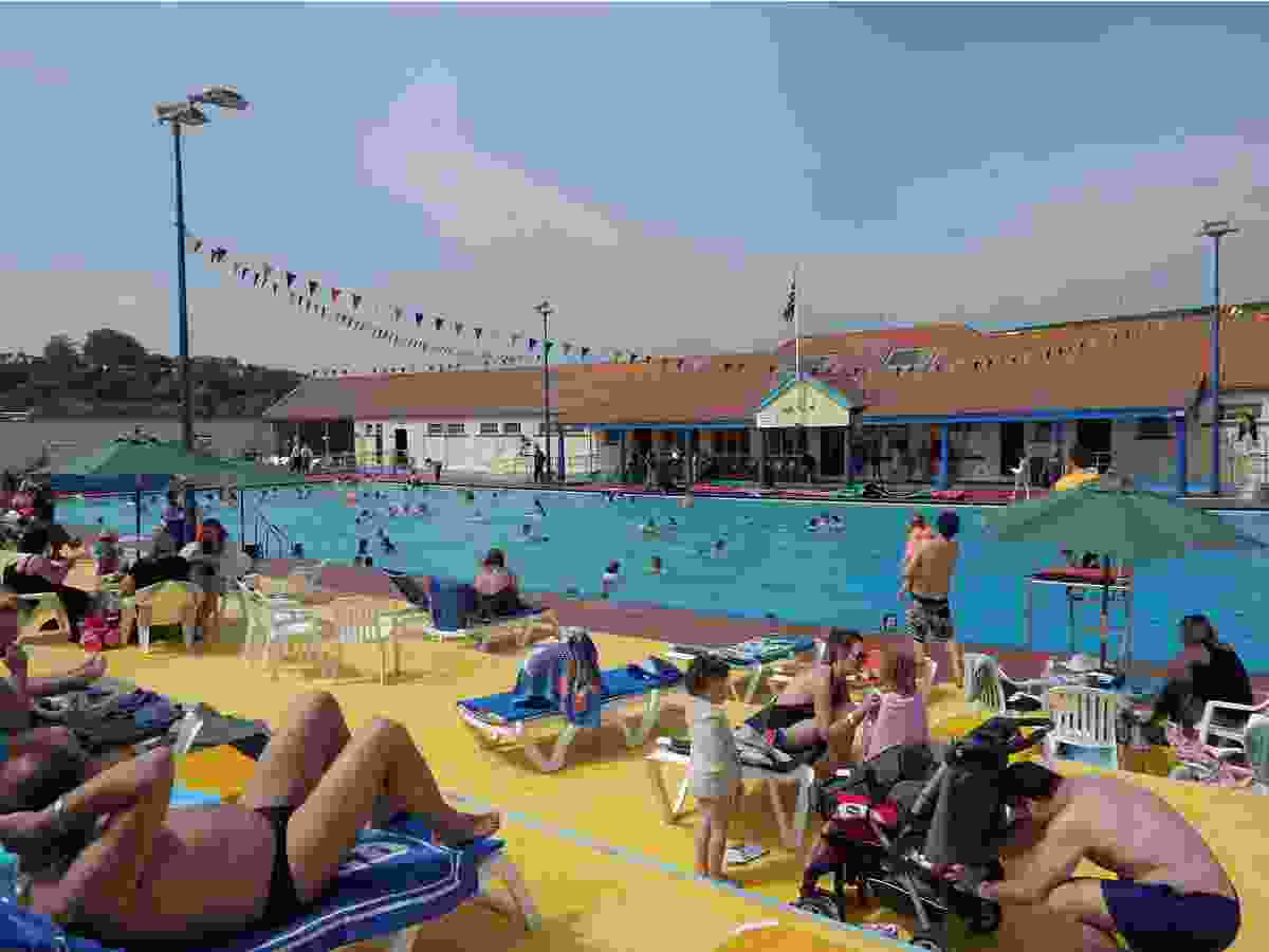 Stonehaven outdoor pool (The Friends of Stonehaven Open Air Pool)