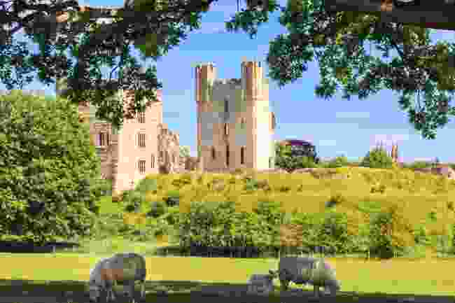 Helmsley Castle, North York Moors National Park (Shutterstock)
