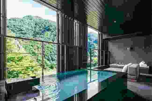 Hoshinoya Guguan, Taiwan (Hoshino Resort)