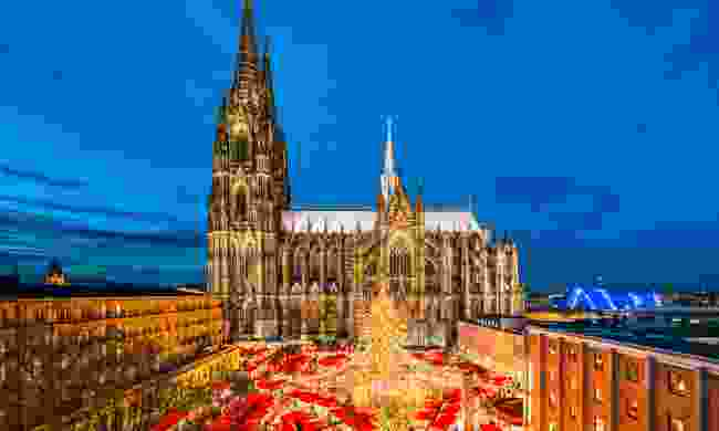 Christmas markets in Cologne (Dreamstime)