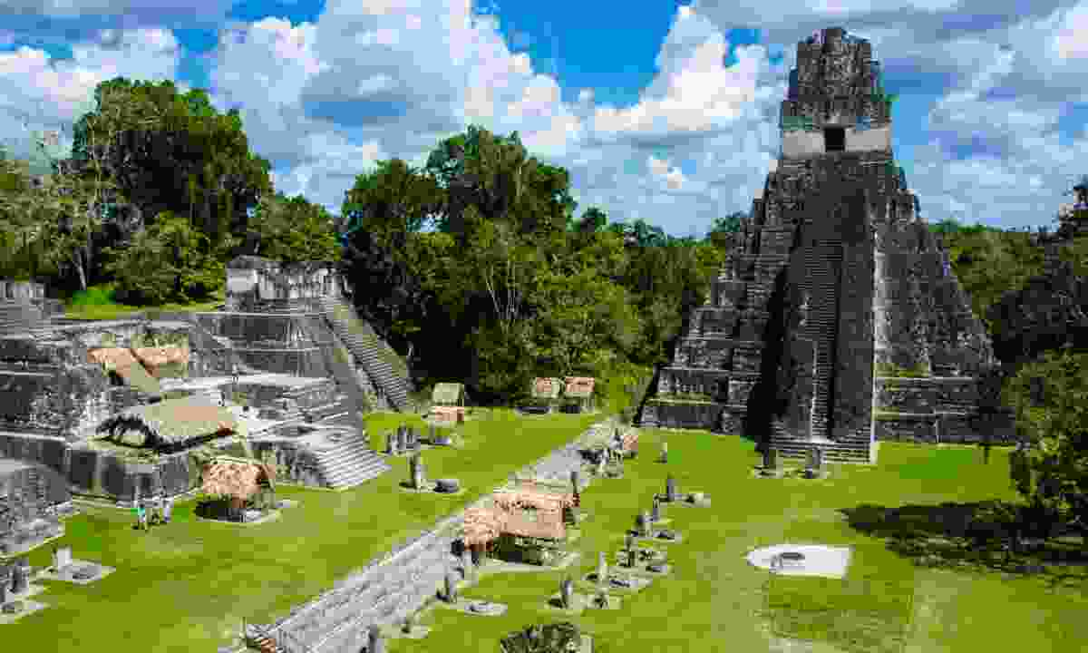 Tikal (Dreamstime)