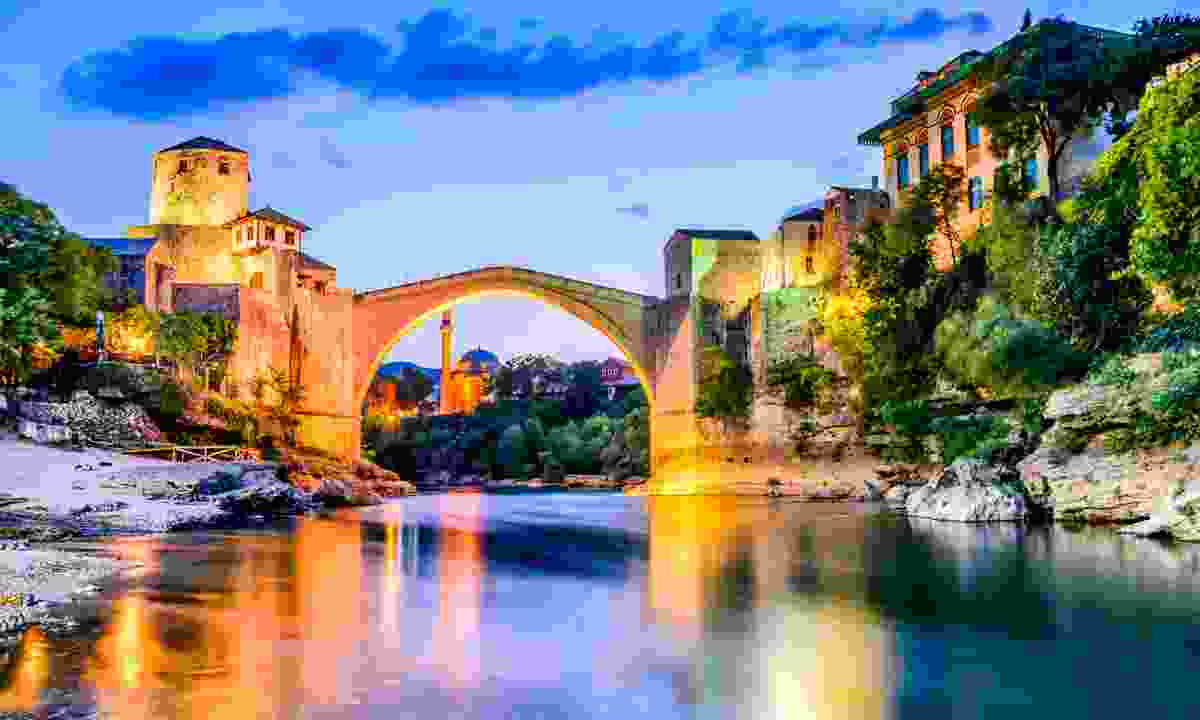 Stari Most in Mostar (Dreamstime)
