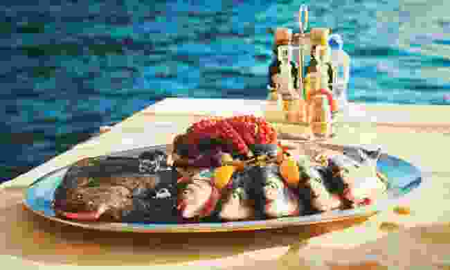 Vis is famous for its seafood (Dreamstime)