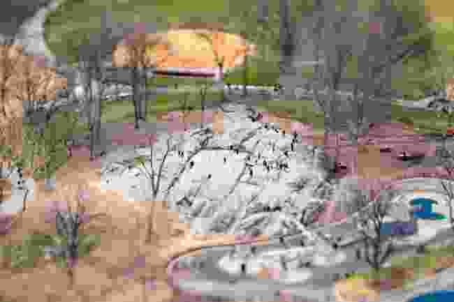 Central Park (Jasper Léonard)