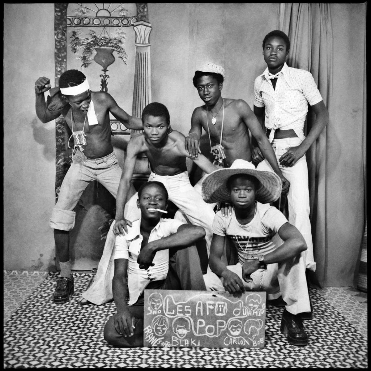 Les Afro-Pop, 1973 (Sory Sanlé)