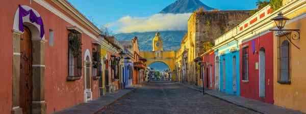 Antigua in Guatemala (Shutterstock)