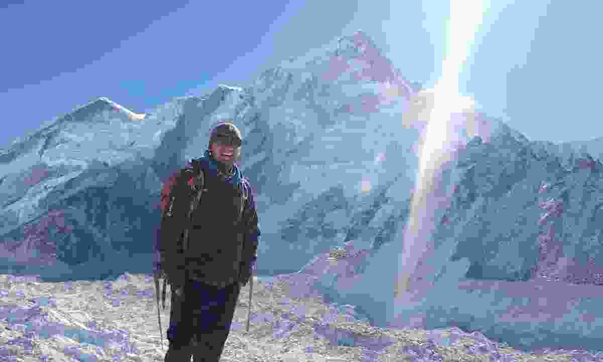 Dinesh KC in Nepal (Intrepid Travel)