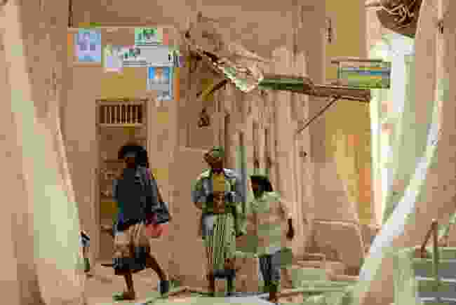 Shibam, Yemen. (Dreamstime)