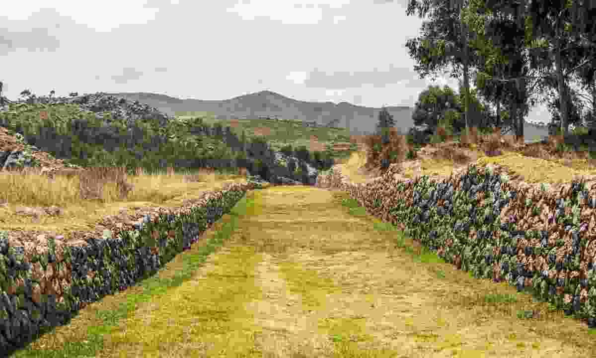 Qhapaq Ñan, Andean Road System (Dreamstime)