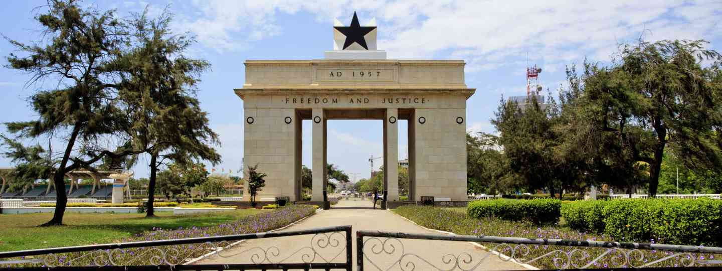Independence Square, Accra (Dreamstime)