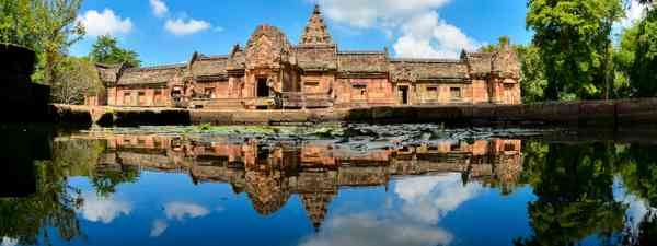 Phanom Rung reflection (Dreamstime)