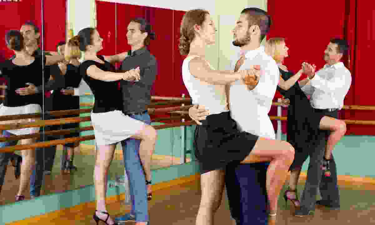 Tango class (Dreamstime)