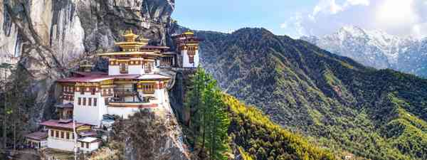 Tiger's Nest, Bhutan. (Dreamstime)