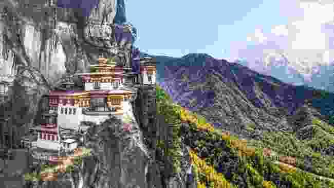Tiger's Nest, Bhutan (Dreamstime)