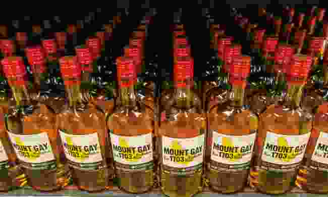 Barbados is the birthplace of rum (Dreamstime)