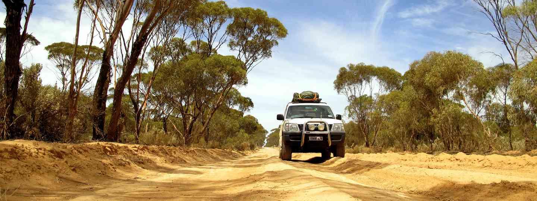 4WD Kimberley, Australia (Dreamstime)