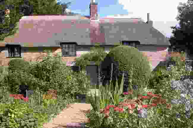 Thomas Hardy's Cottage, Dorset (Shutterstock)
