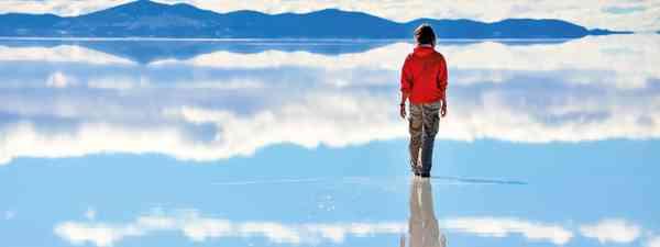 Bolivia's Uyuni Salt Flats (Shutterstock)