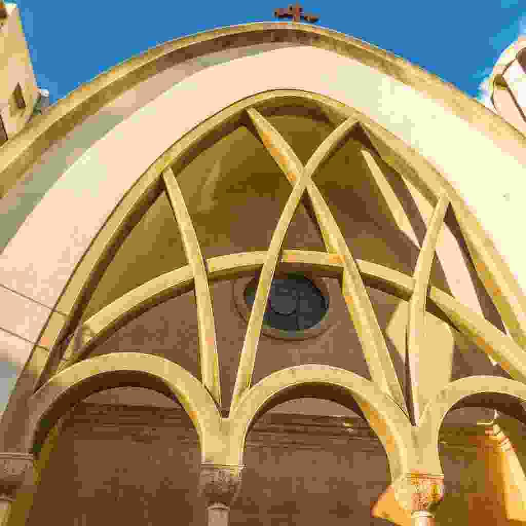 St Antoine Greek Catholic Church in Beirut (Shutterstock)