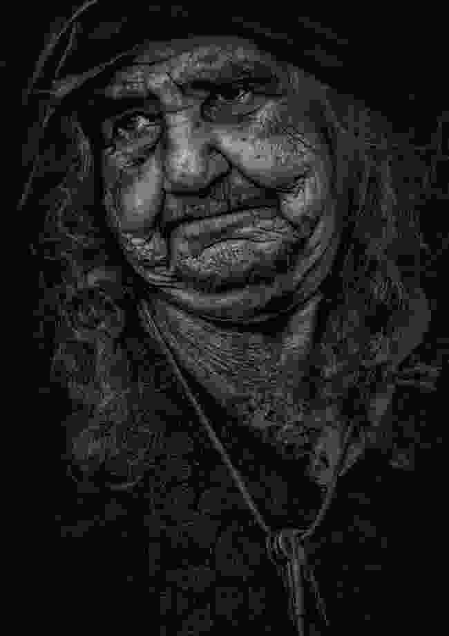 Old woman, Lorestan Province, Iran (Meisam Abdoli)