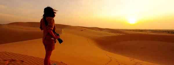 Adventure travel (Shutterstock)