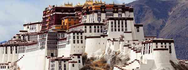 Potala Palace, Tibet (Shutterstock)