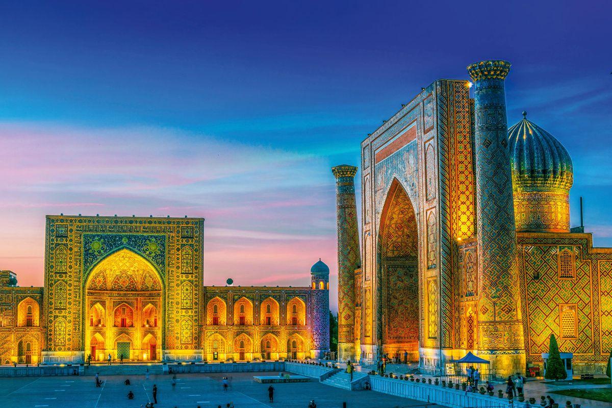 How To Spend 24 Hours in Samarkand, Uzbekistan | Wanderlust