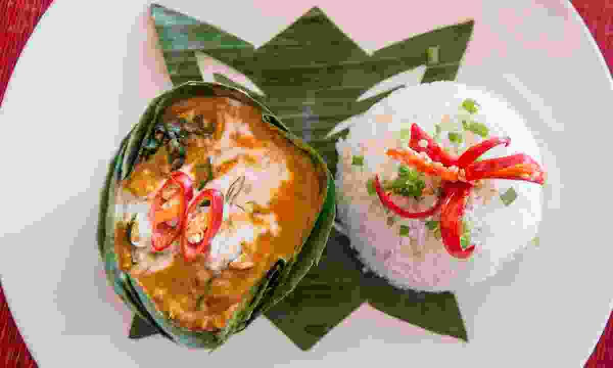 Tey an Amok curry (Shutterstock)