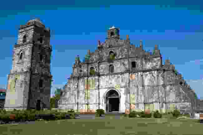 Ruined Church, San Agustin (Shutterstock)
