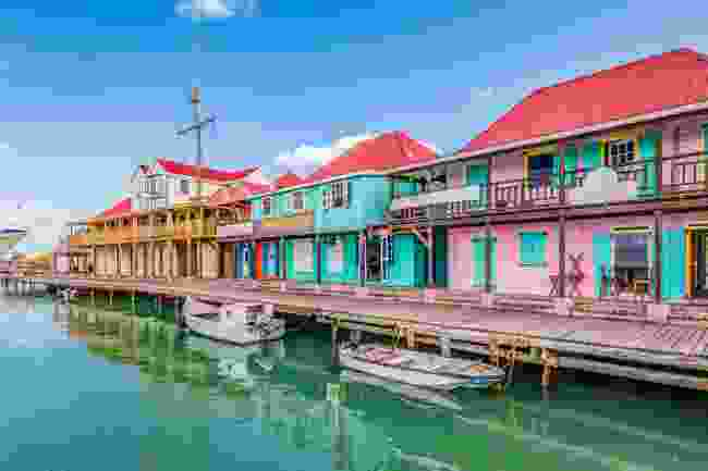 St John's Antigua (Shutterstock)