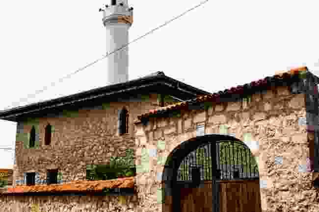 Osmanagic Mosque, Podgorica, Montenegro (Shutterstock)