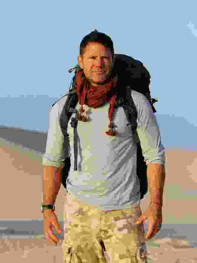 Steve Backshall (True to Nature)