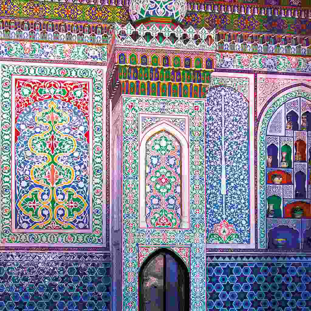 Tashkent's Applied Arts Museum, Uzbekistan (Shutterstock)