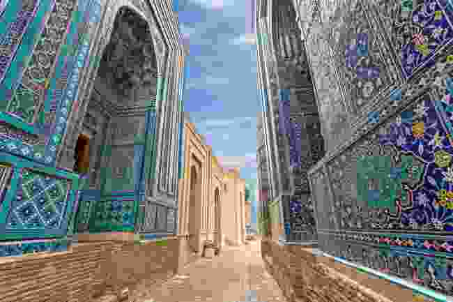 Highlights of the Silk Road (Shutterstock)