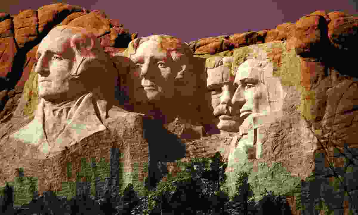 Mount Rushmore (Dreamstime)