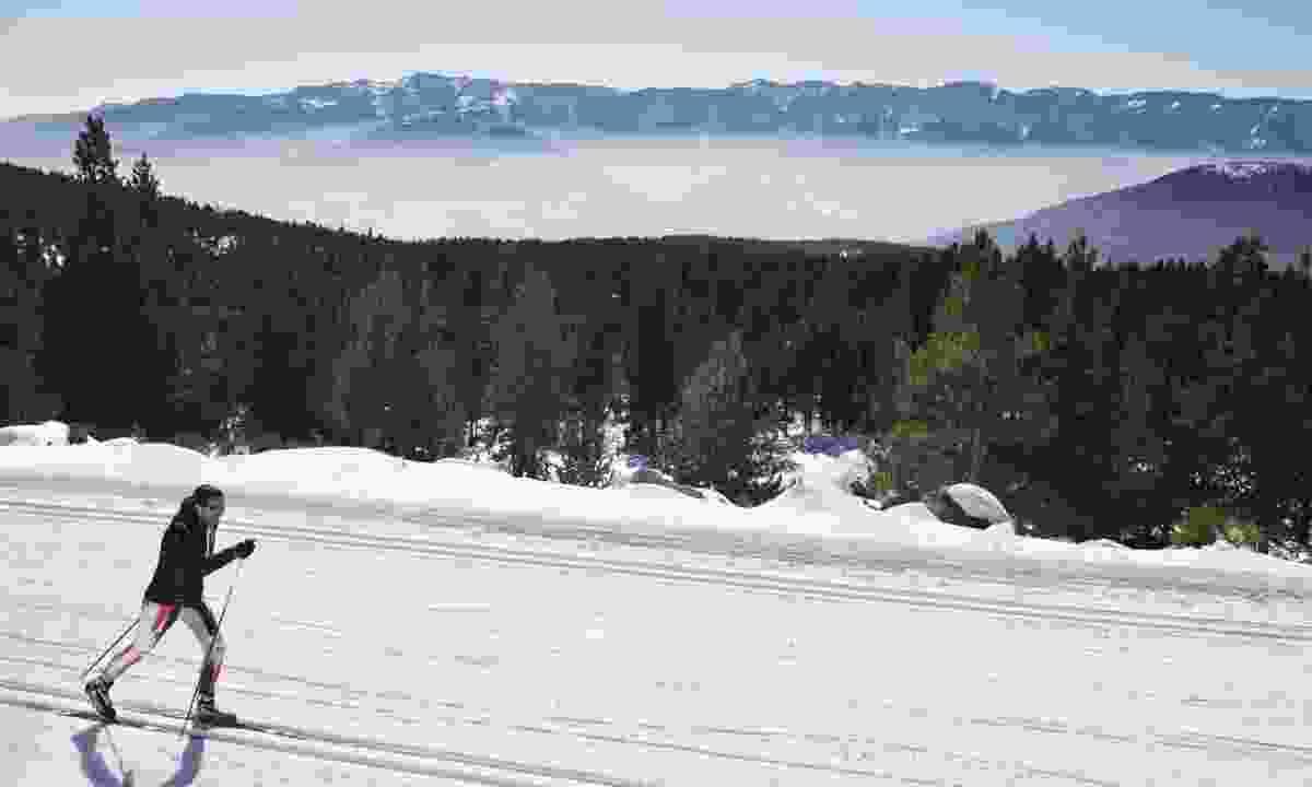 Nordic skiing (Oriol Clavera)