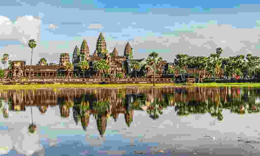 Angkor Wat (Paul Goldstein)