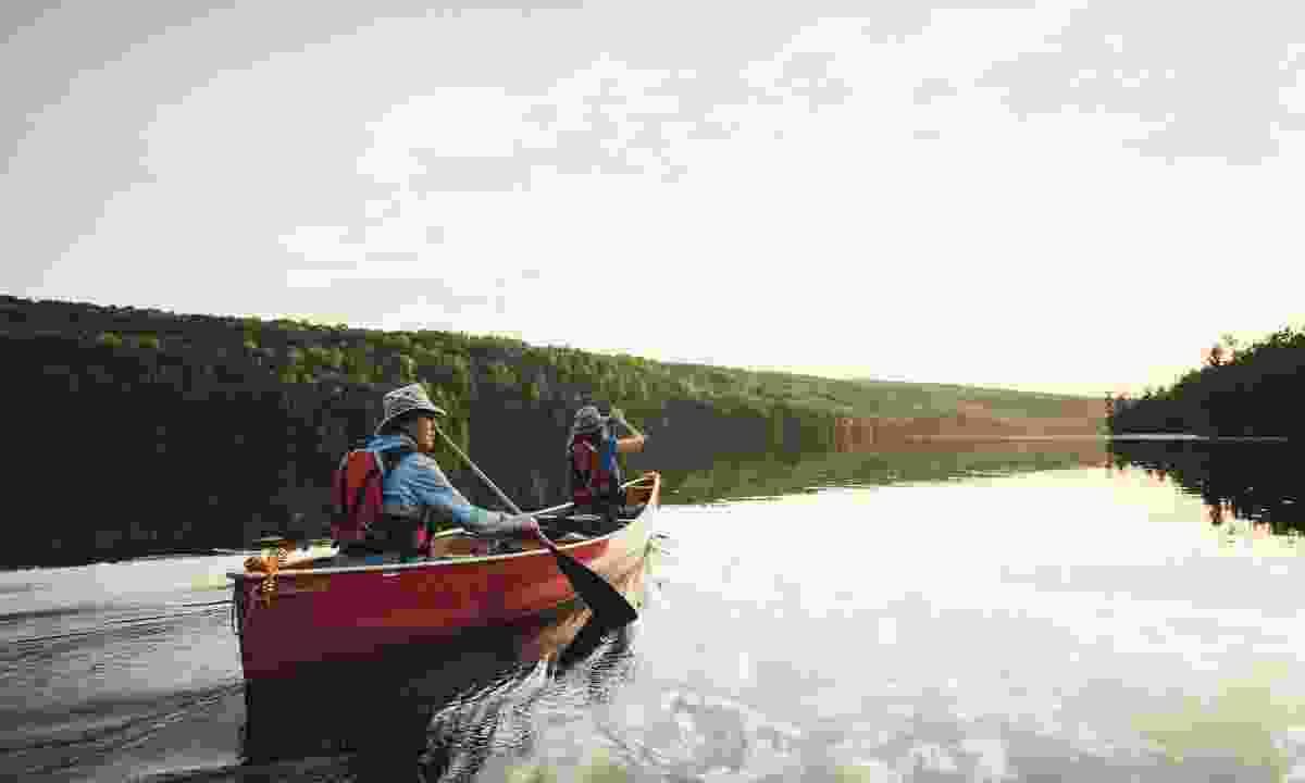 Algonquin Provincial Park (TrailFinders)
