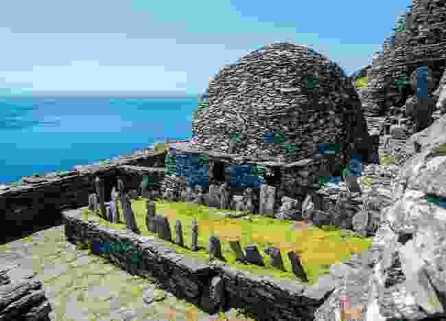 Skelling Michael, Republic of Ireland (Dreamstime)