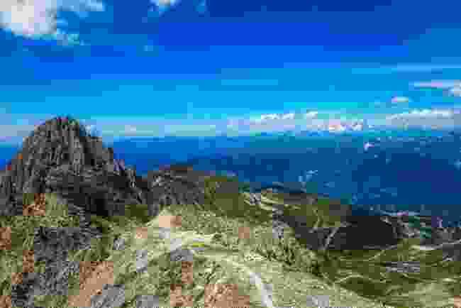 Vanoise National Park, Courchevel (Shutterstock)