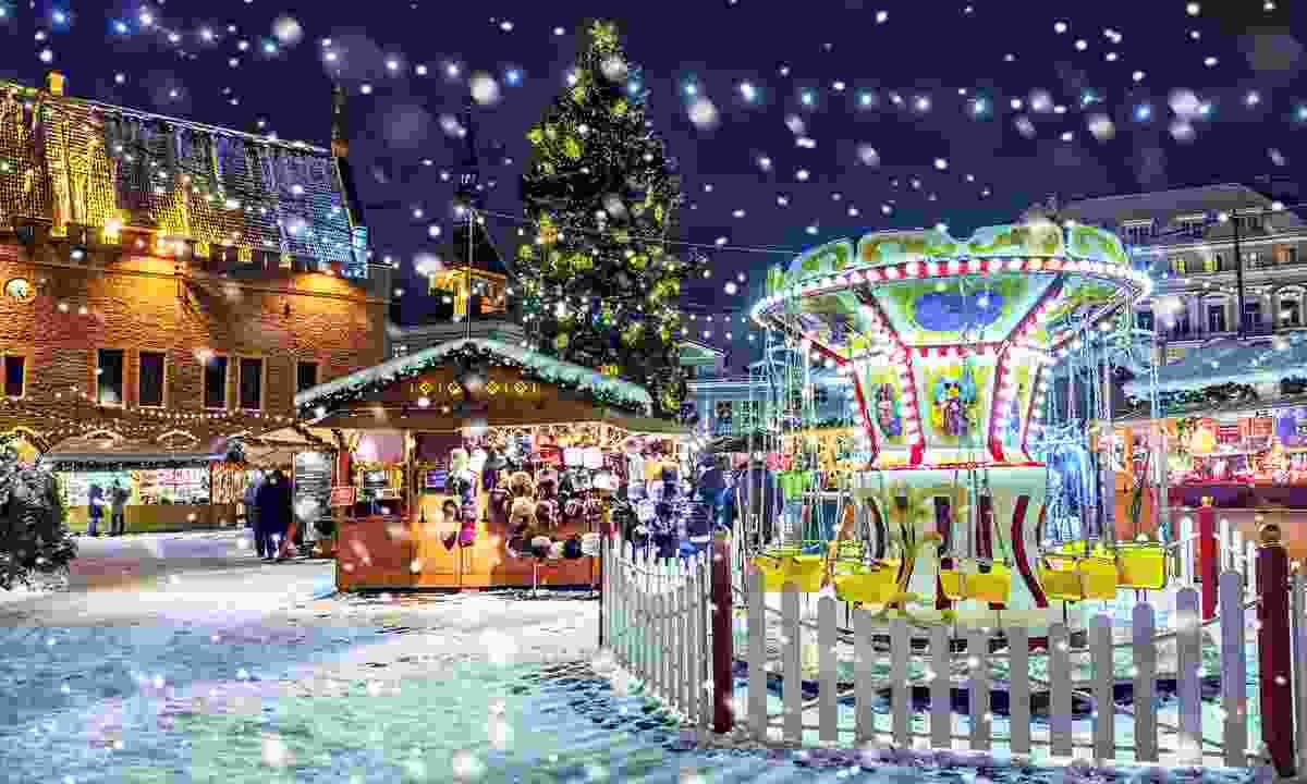 Christmas Fair in Tallinn (Dreamstime)