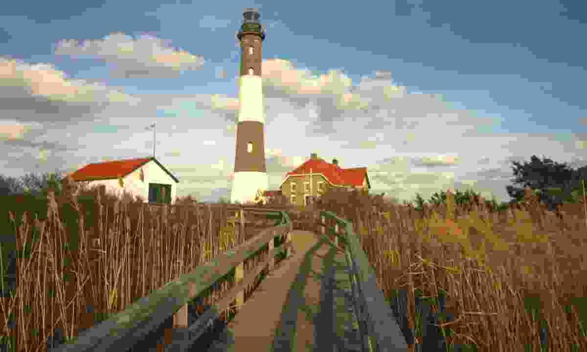Fire Island lighthouse (Dreamstime)