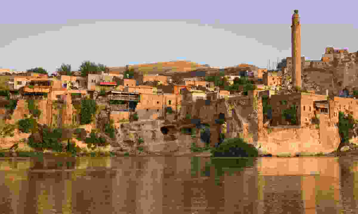 Hasankeyf, Turkey (Dreamstime)