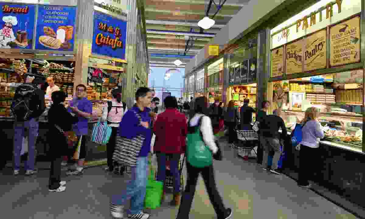 Queen Victoria Market (Dreamstime)