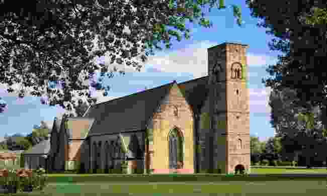 St Peter's Church, Monkwearmouth (Dreamstime)