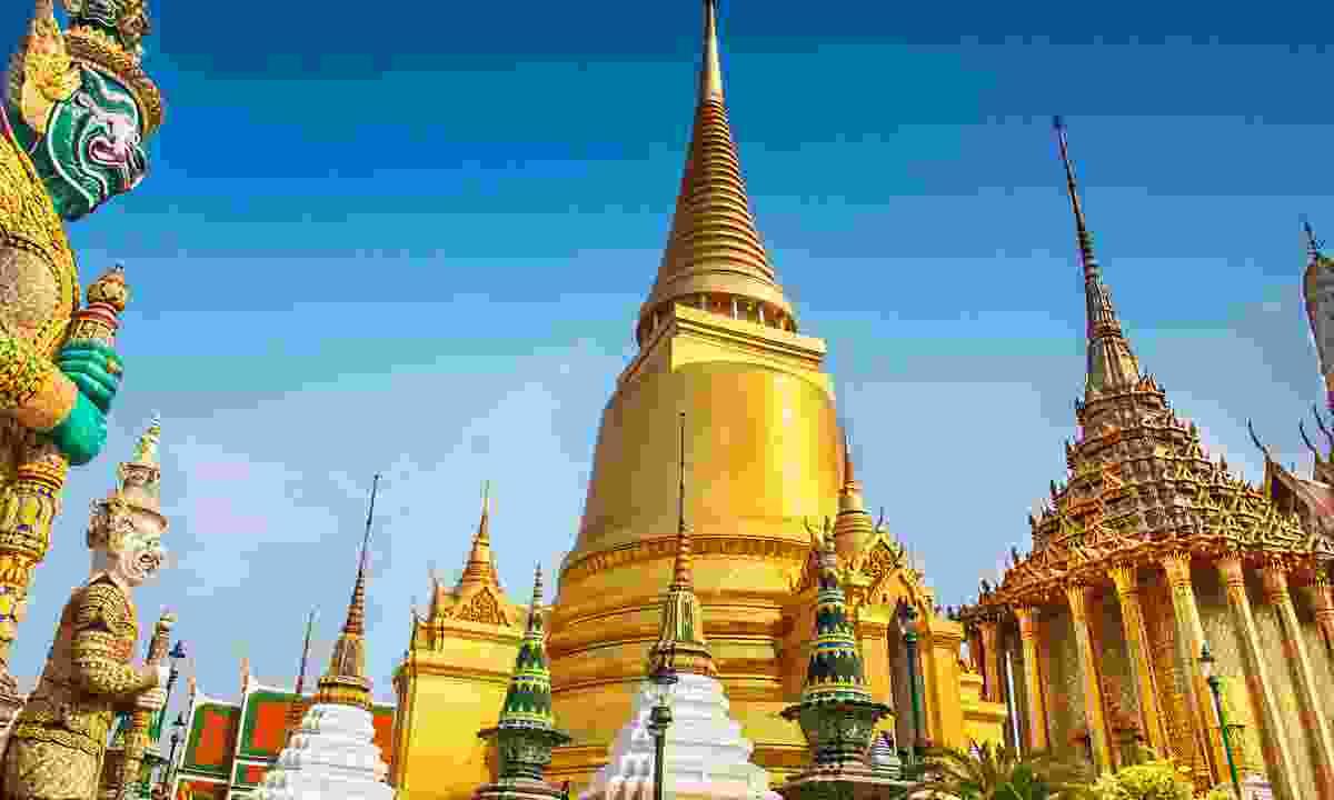 The Grand Palace in Bangkok Thailand (Dreamstime)